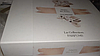 Набор подарочная коробка ив роше матин бланк matin blank парфюмированная вода 100мл и 15 мл и крем, фото 3