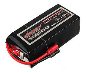 Аккумулятор Dinogy Li-Pol 16000mAh 22.2V 6S 25C 63x85x180мм AS150+XT150