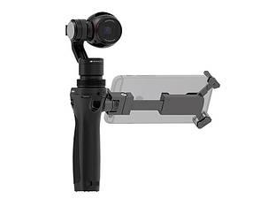 Стедикам DJI OSMO с камерой Zenmuse X3 c разрешением 4K, угол зрения 94градуса