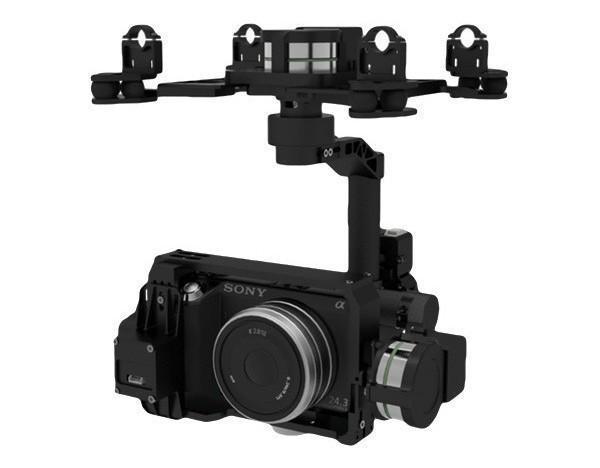 Подвес со стабилизацией DJI Zenmuse Z15-N7 для камеры Sony NEX-7для мультикоптера беспилотника