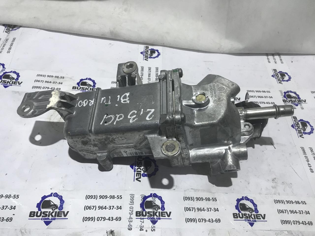 Охладитель EGR Renault Master с 2010- год 147351186R