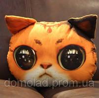 Оригинальная Подушка Кошка Подушка Автомобильная My Joy 3D Кошка В Ассортименте