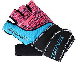 Перчатки для фитнеса SportVida SV-AG00026 (M) Black, фото 2