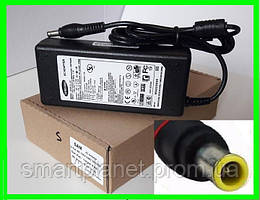 Блок Питания Зарядка для Ноутбука SAMSUNG 19v 4.74a 90W штекер 5.5 на 3.0 (ОРИГИНАЛ)