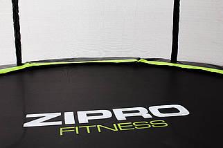 Батут с внешней сеткой Zipro Fitness 374 см, фото 3