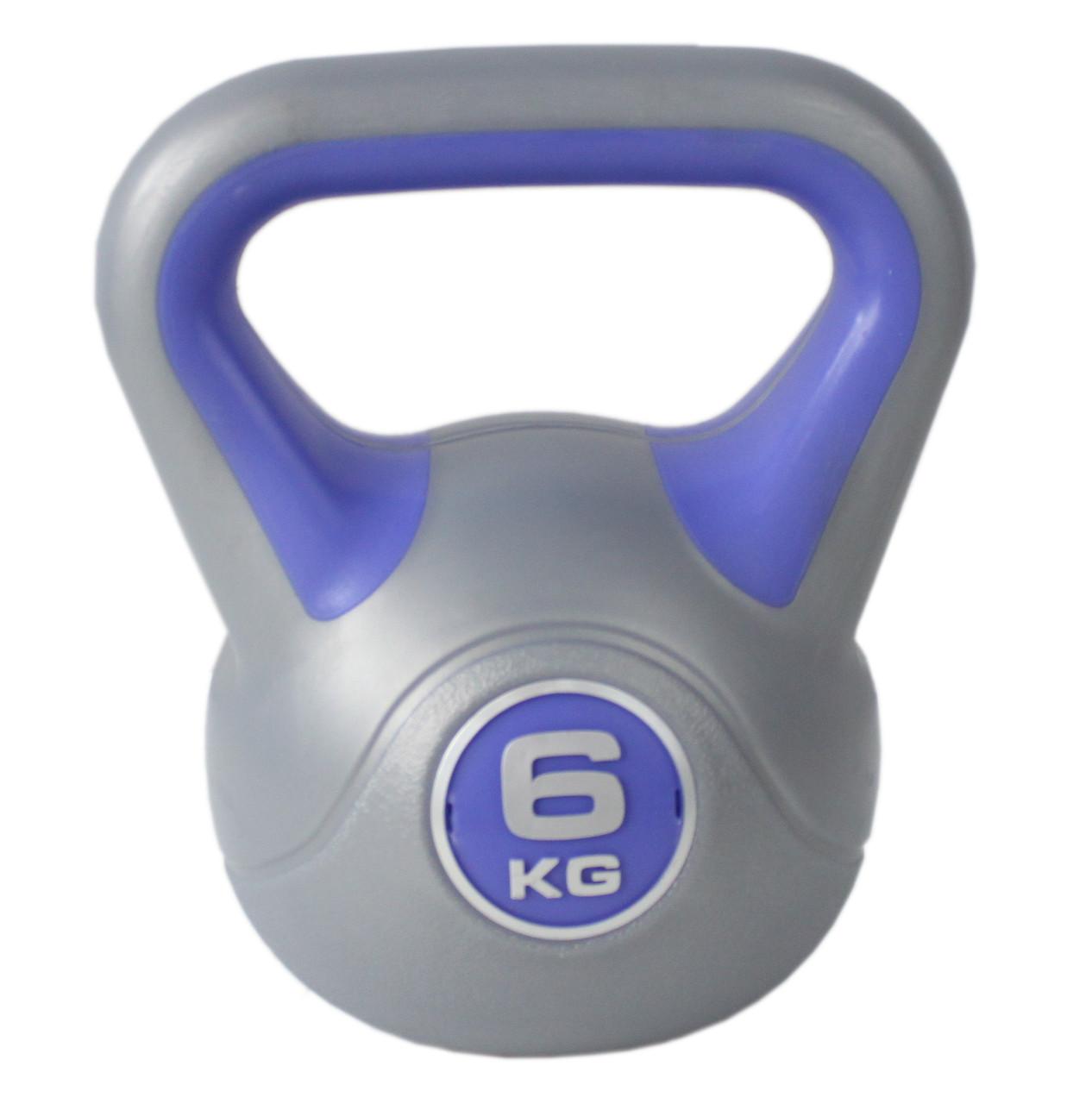 Гиря SportVida 6 кг SV-HK0079