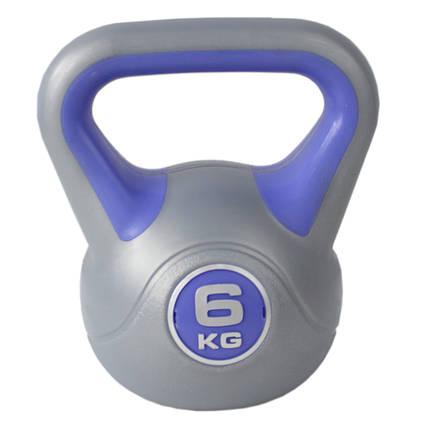 Гиря SportVida 6 кг SV-HK0079, фото 2