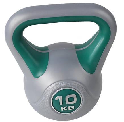 Гиря SportVida 10 кг SV-HK0081, фото 2