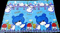 Плед  детский флисовый 100*140