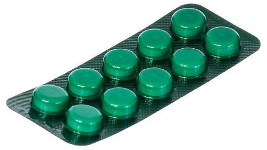 Парацетамол Дарница 200 мг таблетки №10