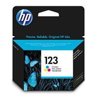 Картридж для принтера HP DJ No.123 Color, DJ2130 (F6V16AE), 100 страниц