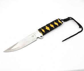 Нож в чехле U65 / серебристый