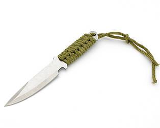 Нож в чехле серебро A530