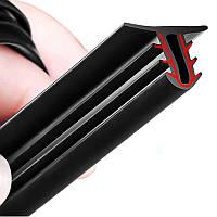 Уплотнитель автомобильный универсальный для приборной панели T Keeper 1.6 м Черный, КОД: 767149