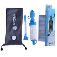 Походный фильтр для воды туристический Bonlex L-2000 Белый 100131, КОД: 1455543