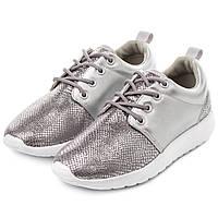 Жіночі кросівки Haidra 39 Silvery BK 6186-4-39, КОД: 1162873
