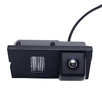 Штатная камера заднего вида Lesko 1281 для Land Rover Freelander 2, Discovery 3, 4, Range Rover 4, КОД: 1720066