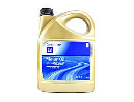 Моторное масло GM General Motors Dexos1 5W-30 5 л 95599877, КОД: 1654068