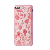 Чехол-накладка DK-Case Mickey Mouse Stitched для Apple iPhone 7   8 Plus Светло-розовый 07326-742, КОД: 1694697