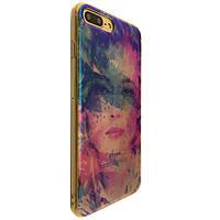 Чехол-накладка DK-Case для Apple iPhone 7   8 Plus Разноцветный 06468-748, КОД: 1694722