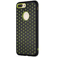 Чехол-накладка DK-Case Nike под лого для Apple iPhone 7   8 Plus Зеленый 06117-774, КОД: 1694772
