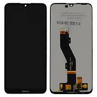 Дисплейный модуль (LDC дисплей + Touch Screen) для Nokia 3.2, Black