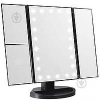 Дзеркало для макіяжу з Led підсвічуванням Superstar Magnifying Mirror, фото 1