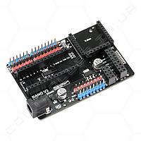 Arduino Nano V3.0 I/O и беспроводный шилд RobotDyn