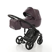 Детская коляска 2 в 1 Tako Junama Enzo 03 Фиолетовая 13-JE03, КОД: 287219