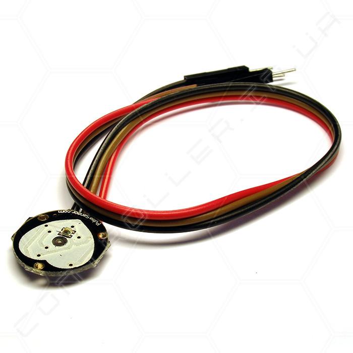 Датчик пульса, сердечного ритма PulseSensor
