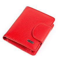Кошелек женский CANPELLINI 17054 кожаный Красный, Красный, КОД: 191486