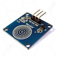 Кнопка сенсорная емкостная TTP223B Catalex