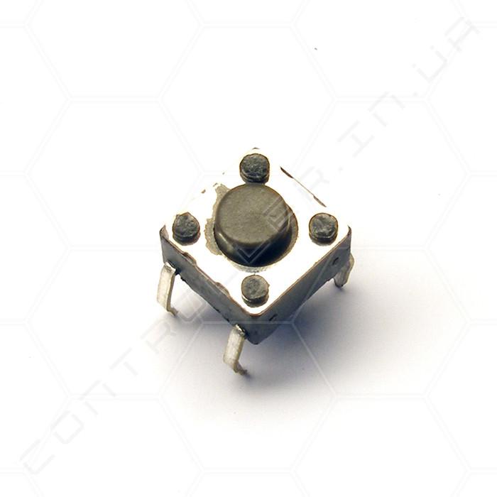 Кнопка тактовая TACT-65K-F 6х6х5 мм