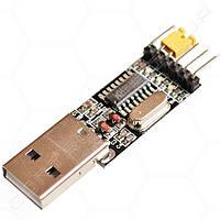 CH340G - USB-UART / USB-TTL конвертер