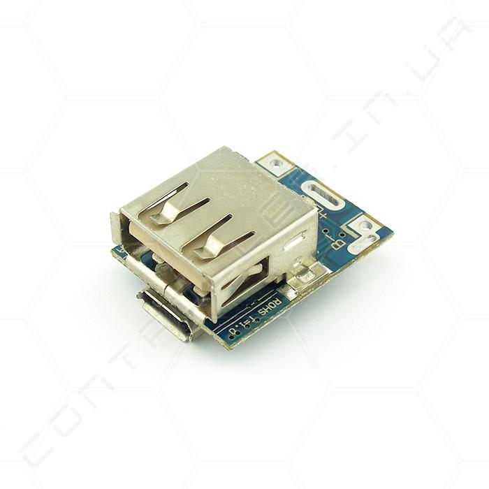 Контроллер заряда Li-ion аккумуляторов 134N3P с micro USB
