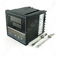 Контроллер температуры REX-C900 0-400°С SSR