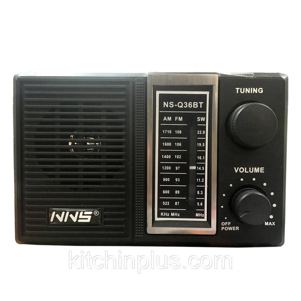 Радиоприёмник NNS NS-Q36BT