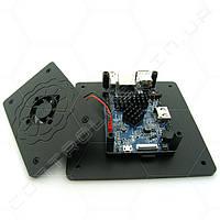 Корпус крепление на монитор для Orange Pi PC (1,2) v1.0B Full