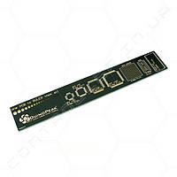 Линейка PCB Reference Ruler №1 150мм Золото