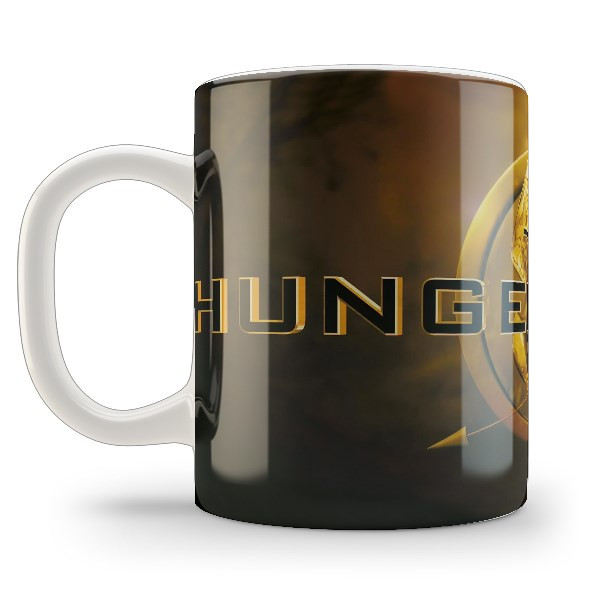 Кружка  The Hunger Games