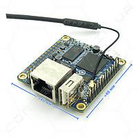 Микрокомпьютер Orange Pi Zero LTS H2+ 512Мб