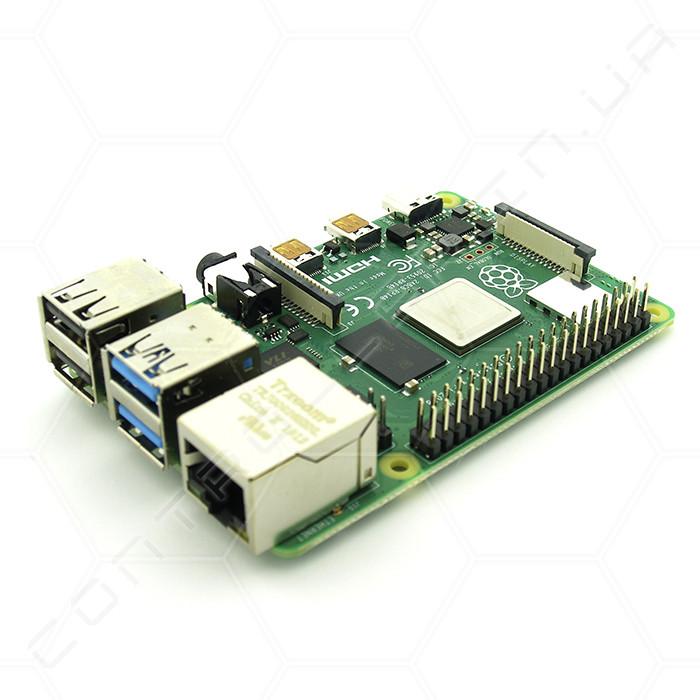 Микрокомпьютер Raspberry Pi 4 Model B 2GB RAM