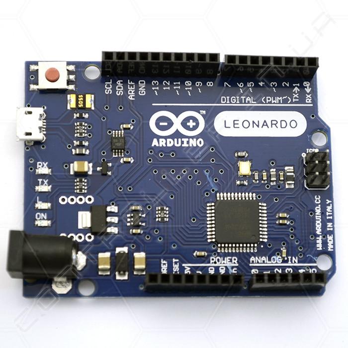 Микроконтроллер Arduino Leonardo R3