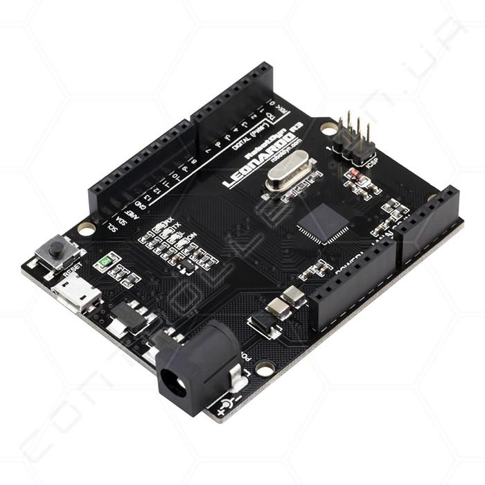 Микроконтроллер Arduino Leonardo R3 RobotDyn