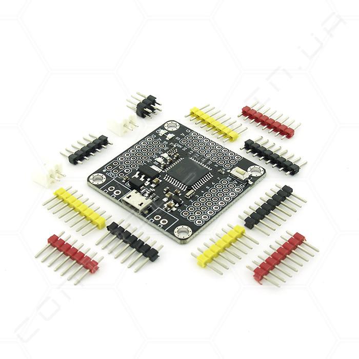Микроконтроллер Arduino Micro Atmega32u4 AU 3.3В Strong