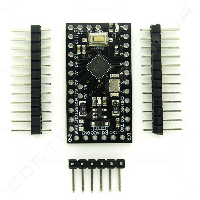 Микроконтроллер Arduino Pro Mini ATMega328 5V