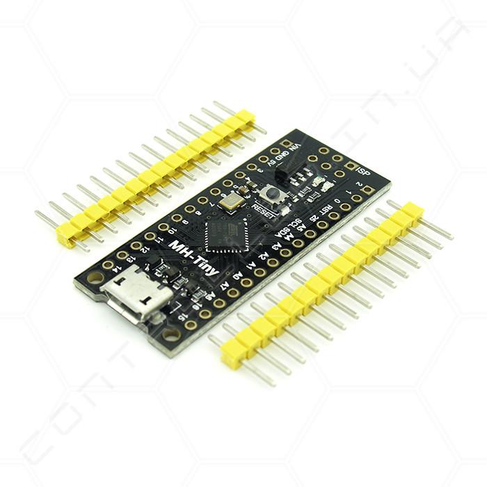 Микроконтроллер attiny88 Digispark microUSB