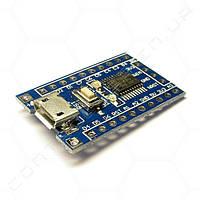 Микроконтроллер STM8 отладочная плата STM8S103F3P6