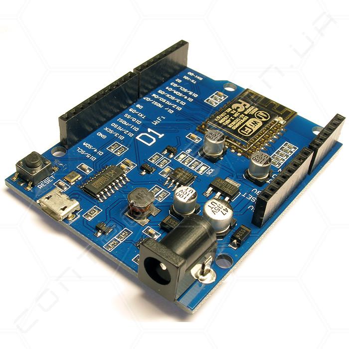 Микроконтроллер WeMos D1 Wi-Fi