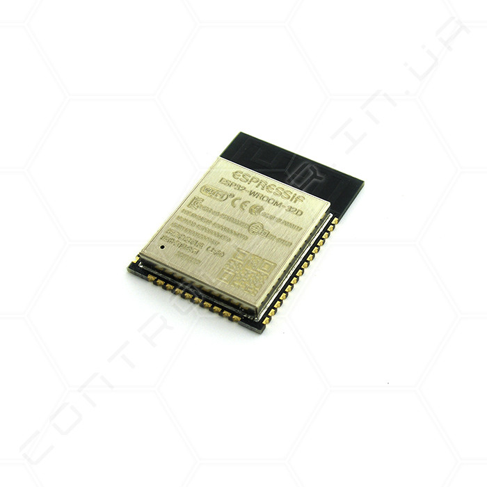 Модуль ESP32-WROOM-32D 4Мб Wi-Fi Bluetooth
